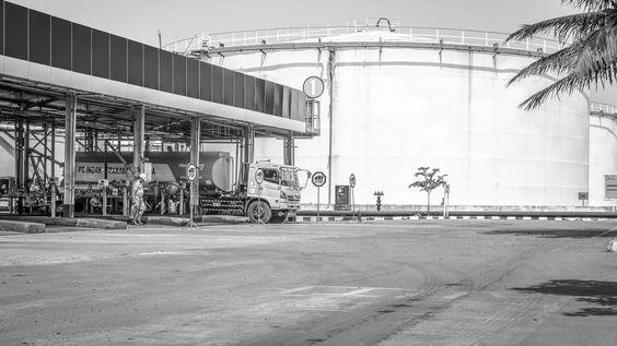 Pertamina Refinery, Tanjung Sekong