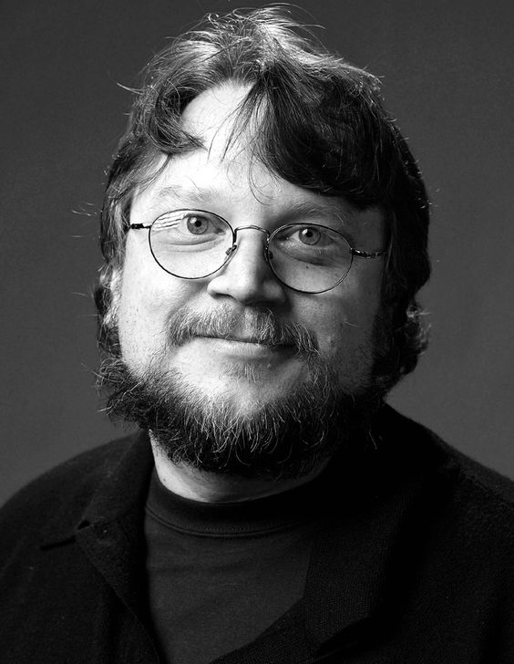 Guillermo Del Toro-Writer/Director....I have yet to see a movie he's done that sucked. A blessed talent.