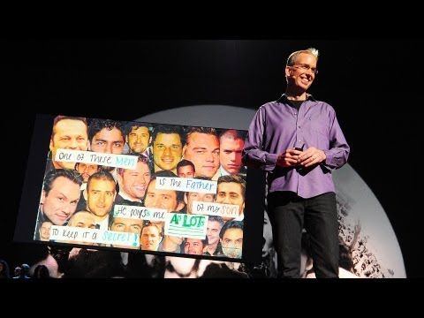 """In the following talk, Frank Warren, the founder of PostSecret.com, shares some of the half-million secrets that strangers have mailed him on postcards."""