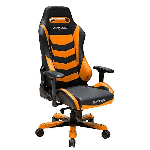 Dxracer Iron Series Dohis166no Office Chair X Large Pc Gaming Chair Computer Chair Executive Chair Ergonomic Rocker Gaming Chair Computer Chair Executive Chair