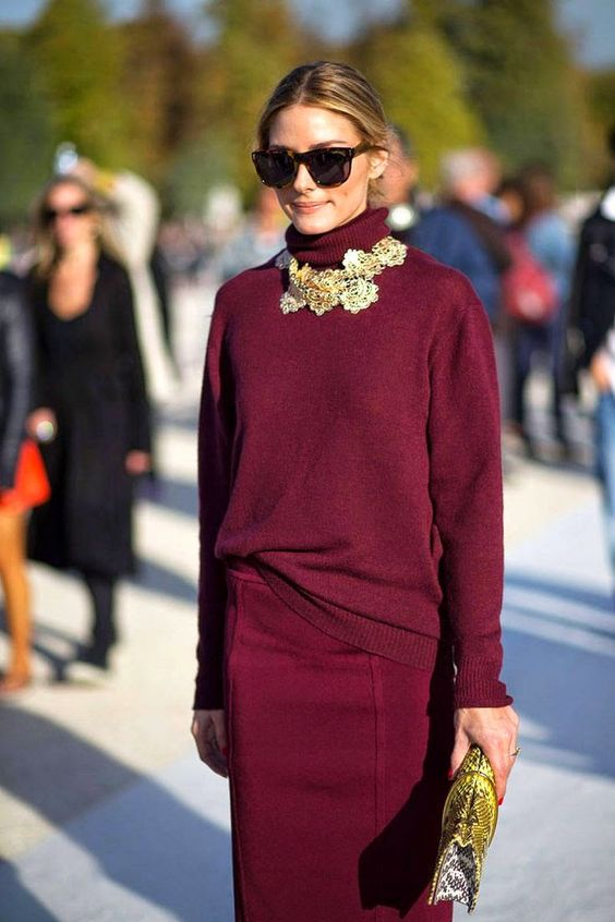 The Olivia Palermo Lookbook : Olivia Palermo at Paris Fashion Week : Look 1