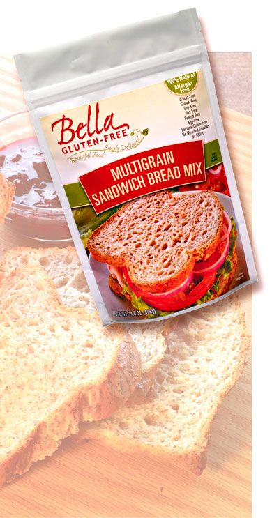 gluten free white bread for bread machines gluten free bread gluten ...