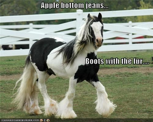 Apple bottom jeans boots with the fur | animals | Pinterest | Hit ...