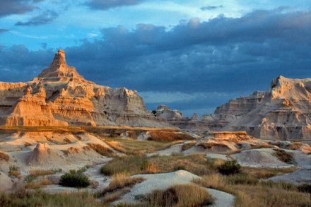 In the Badlands Where Hope for the Nations First Tribal Park Has Faded by ELIZABETH ZACH