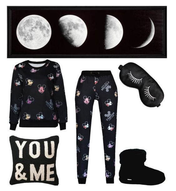 """Sleep Time"" by sarahfashion17 on Polyvore featuring interior, interiors, interior design, home, home decor, interior decorating and Polar Feet"