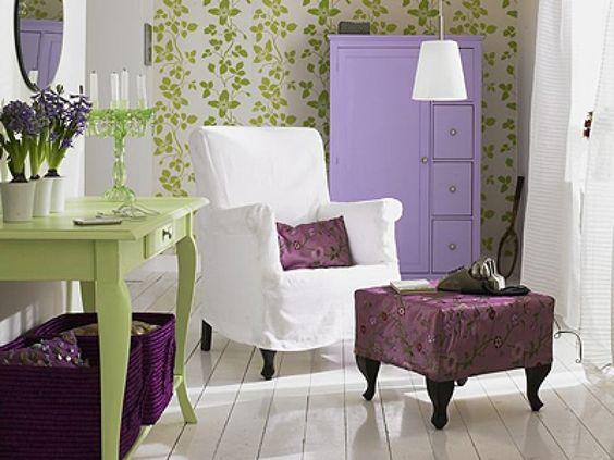 Dekorationsideen wohnzimmer ~ Deko wohnzimmer lila wohnzimmer dekoration haus site deko