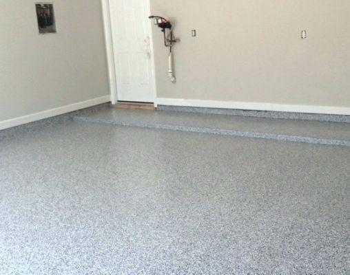 Sherwin Williams Floor Epoxy Garage