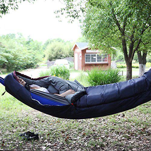 Hammock Sleeping Bag Design Pics