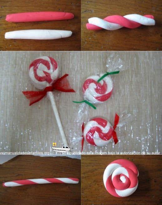Navidad on pinterest - Caramelos de navidad ...