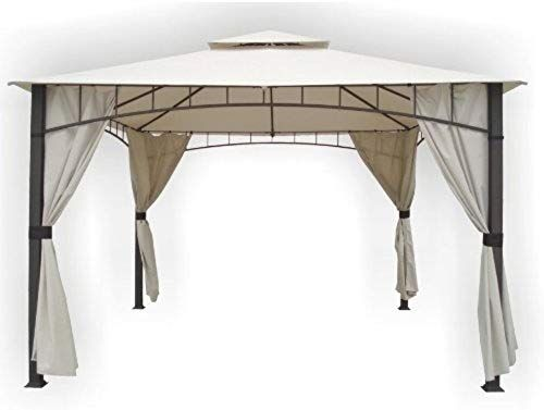 Best Seller Soho 10 X 12 Gazebo Replacement Canopy Online Gazebo Replacement Canopy Square Columns Gazebo Canopy