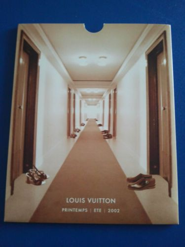 LOUIS VUITTON PRINTEMPS ETE 2002 COMPLETE & PRISTINE COLLECTIBLE RARE HTF ITEM