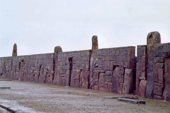 tiwanaku - Bing Images