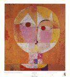 Senecio Reproducción por Paul Klee