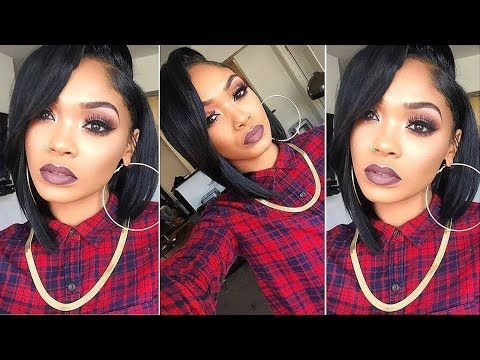 Spring Summer Bob Haircuts For Black Women 2018 2019 Bob