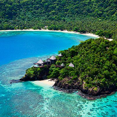 Laucala Island Resort - ¿Cuál es su sueño Costera Hotel? - Living Costera