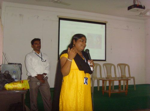 MOHAN Foundation Gives An Organ Donation Awareness Talk At VWR International LLC, Coimbatore.