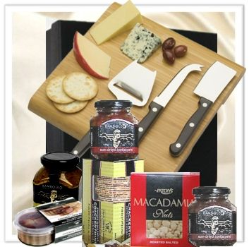 Cheese Board Gift Set - Gift Delivery in Melbourne, Sydney and Australia - $89