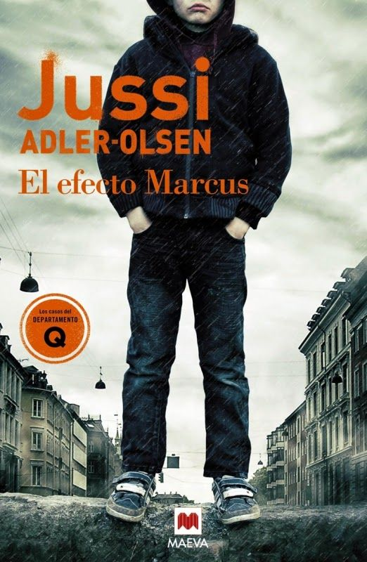 El efecto Marcus. Jussi Adler-Olsen