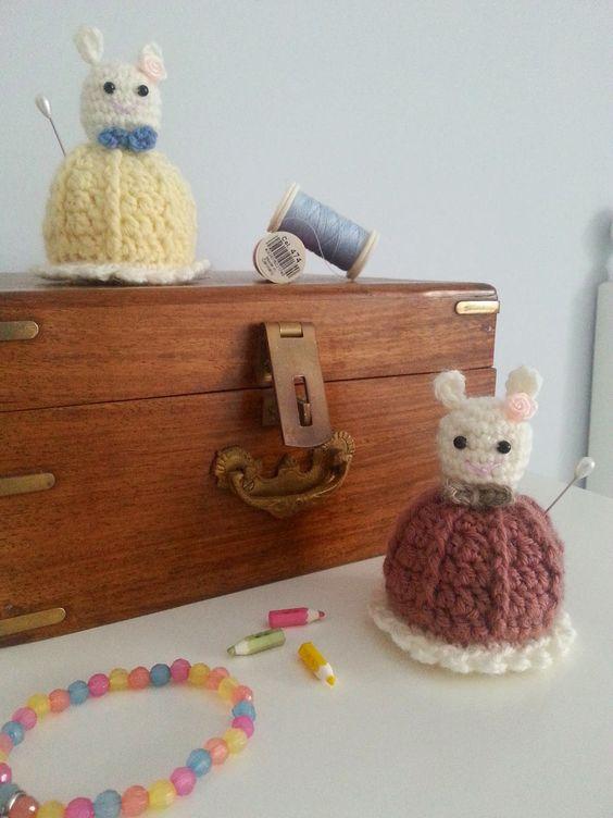 Amigurumis, monerías a crochet