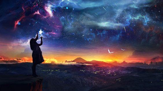 прикоснуться к звездам