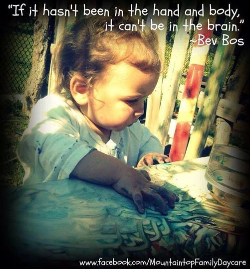 Sensory Play Quotes In Essay - image 10