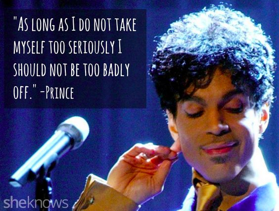 Prince's most moving song lyrics and quotes: Keeping it real