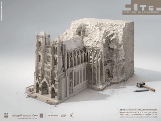 La Cité de l'Architecture et du Patrimoine poursuit sa saga publicitaire avec HAVAS | Il Était Une Pub