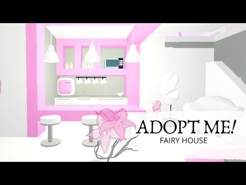 Fairy House Adopt Me Speed Build Youtube Cute Room Ideas Cute Bedroom Ideas Fairy House