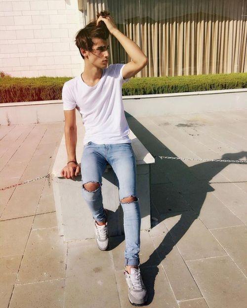 Skinny Jeans Twink