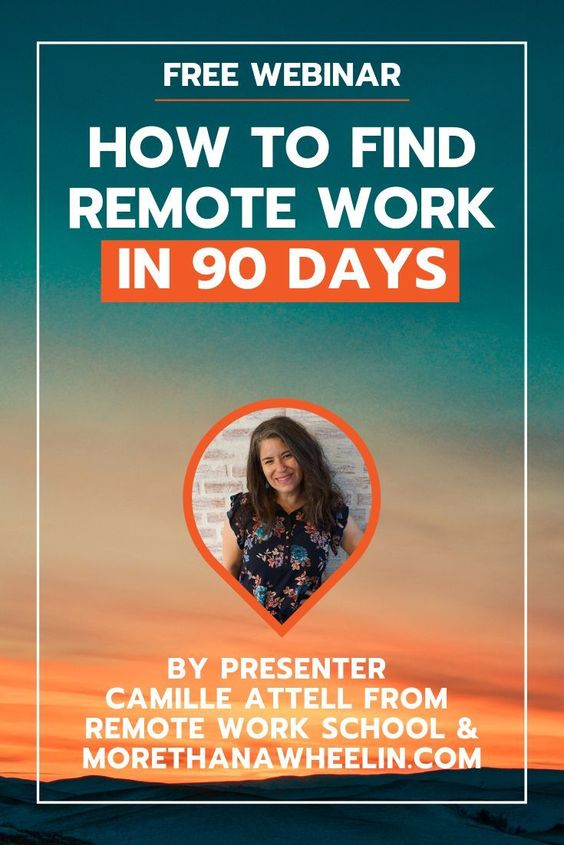 Remote Work Tips 65952