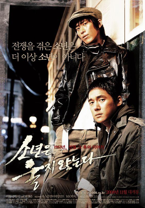 Boys Do Not Cry (2007) Korea