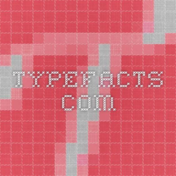 typefacts.com