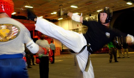Taekwondo is one of the most systematic and scientific Korean traditional martial arts, that teaches more than physical fighting skills. It is a discipline that shows�...