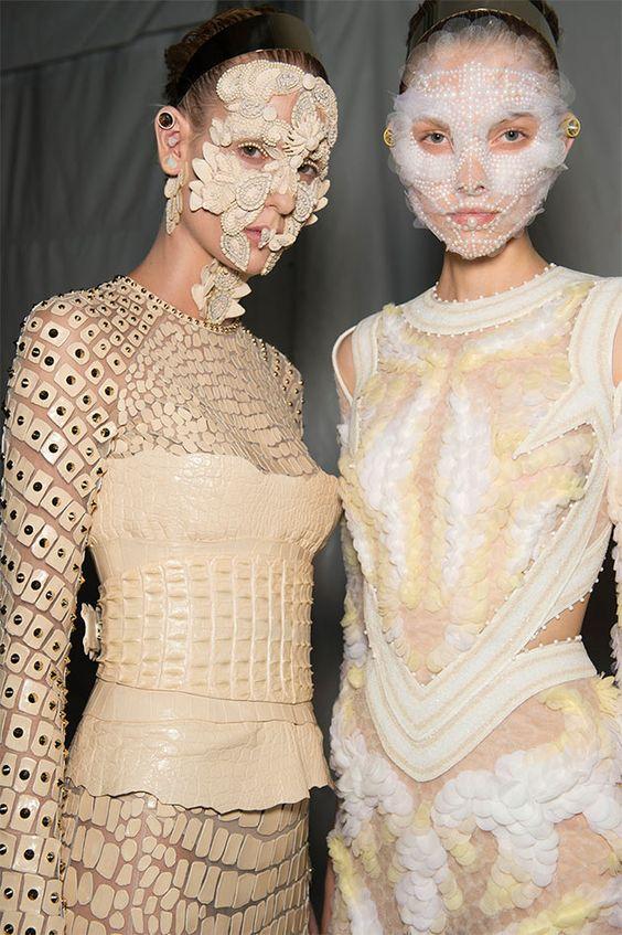 Alguma dúvida? Pat McGrath arrasa na Givenchy - Lilian Pacce