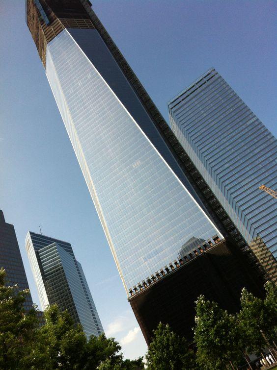 Freedom tower NYC, Mai 2012