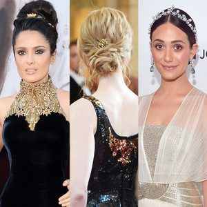 Have you figured out how to bling out your hair? Follow these stars for a unique style