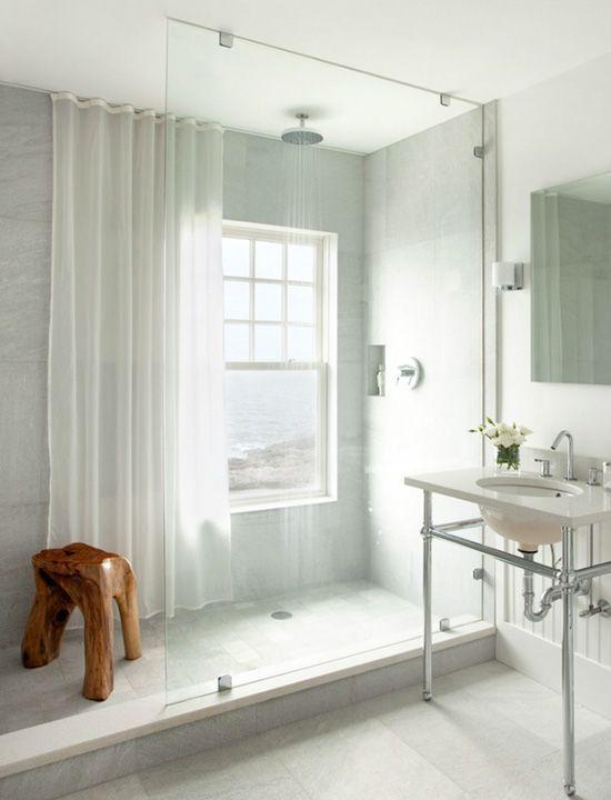 Bathroom Waterproof Curtain For Window Best Of 12248 In Shower Ideas In 2020 Shower Renovation Window In Shower Bathrooms Remodel