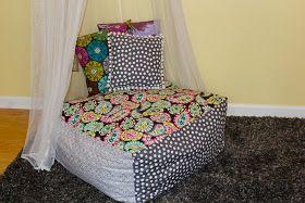 Bean Bag floor Chair (for movie room? )