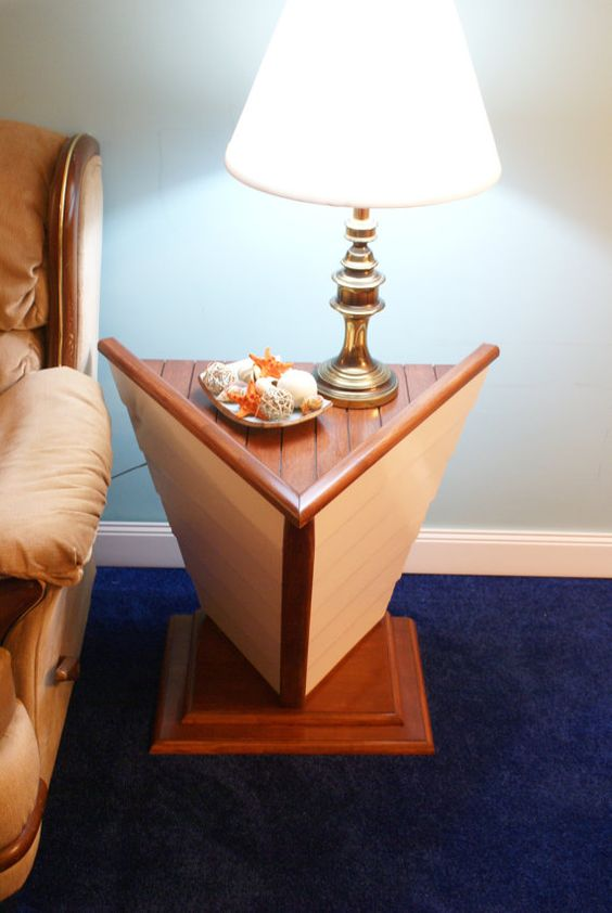 Best Nautical Boats And Accent Tables On Pinterest 400 x 300