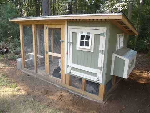My Chicken Coop Design And Build Youtube Building A Chicken Coop Chickens Backyard Chicken Coop Plans