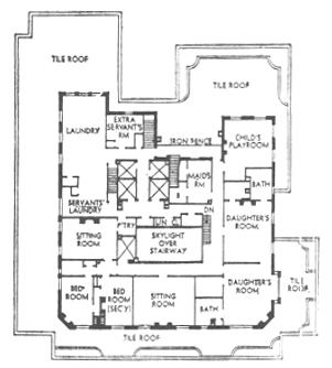 Penthouses In Chicago Floor Plans Marjorie Merriweather
