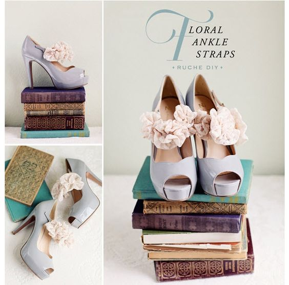 Diy Shoes weddings