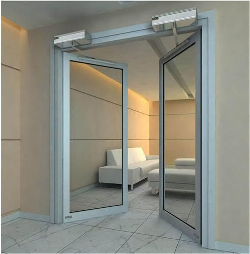 Automatic Swing Doors And Gate What Is The Trend Types Of Doors Automatic Door Fire Rated Doors