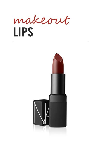 """""""It's what your lips look like when you've been making out with someone for a long time -- kind of raw,"""" says James Boehmer, NARS Global Director of Artistry."""