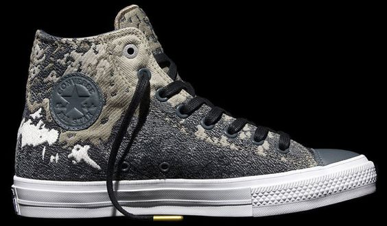 Converse apresenta CTAS II Engineered Woven Collection