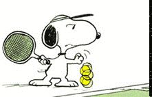 Peanuts Snoopy Tennis Jokes Cartoons Funny Photos Video Clips Snoopy Clip Art Tennis Tennis Art