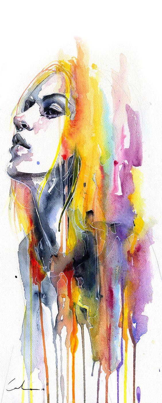 Beeldende kunst, Kunst afdrukken and Ogen on Pinterest # Sunshower Ogen_002900