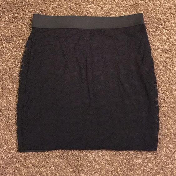 ‼️🔴LAST CHANCE Black skirt. Nwt Skirts