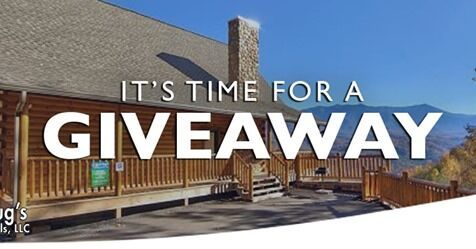 Smoky Mountain Cabin Vacation Giveaway Aunt Bug S Cabin Rentals Vacation Giveaway Cabin Rentals Cabin Vacation