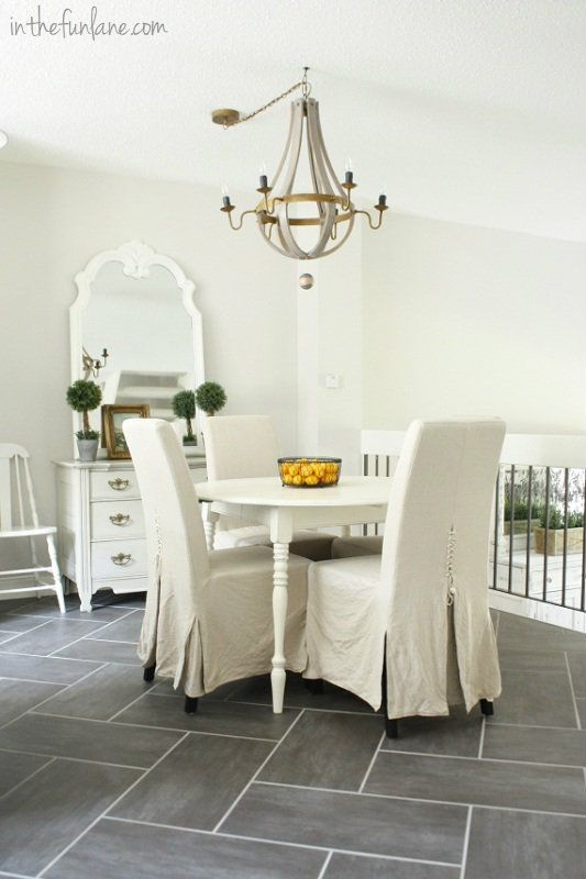 Home Depot Foyer Tile : Pretty floor for a foyer hallway or kitchen inch